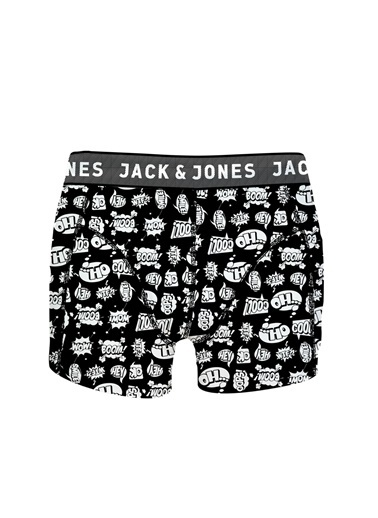 Jack & Jones Boxer Siyah